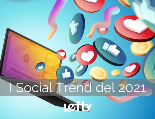 Social media marketing: trend e tendenze del 2021