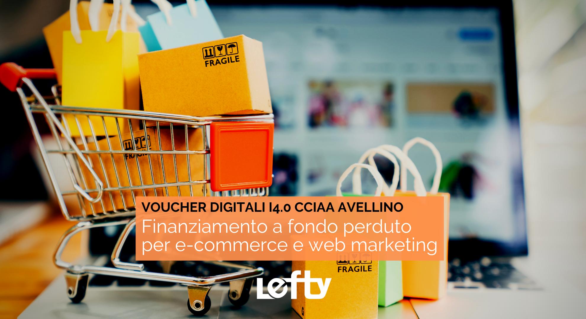 Bando voucher digitali 2021 Camera di Commercio Avellino